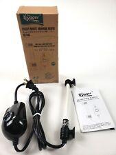 Hygger Mini Inline Quartz Glass Aquarium Heater with External Controller, Adjust