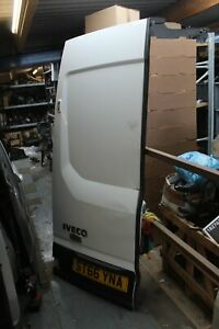 IVECO DAILY 2016 Mk6 Left Passenger Rear Door WHITE DAMAGE PICTURED