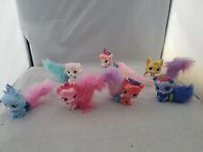 DISNEY Bundle of 7 Princess PALACE PETS Animals FIGURES Toys lot2