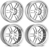 Enkei RPF1 18x8 5x100 45mm Offset 56mm Bore Gold Wheel 379-880-8045GG