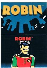 Batman & Robin pop up card p2 (Robin) tarjeta especial
