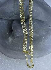 WUNDERSCHÖNE  HALSKETTE GOLDKETTE 45 CM  750 GOLD 18 KT   *NEU*   EIN MUST HAVE