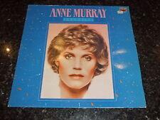 ANNE MURRAY - Snowbird - 1970 UK 10-track vinyl LP