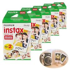 Fujifilm Fuji Instax Mini Film 100 Sheets F mini 7 7s 8 10 20 25 50s 50i SP1 dw
