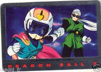 DRAGON BALL Z Série 2 n° 6 - Sangoku et Bidel (A3059)