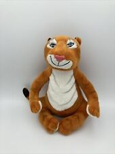 The Tiger Who Came To Tea - Stuffed Collectible Plush Toy 10'' Animal Realistic