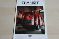 145032) Ford Transit Prospekt 02/1993