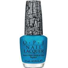OPI Nail Lacquer Turquoise Shatter NL E64