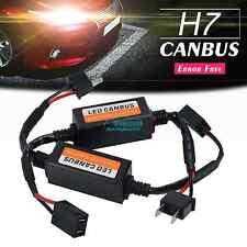 H7 LED Headlight Decoder Kit Canceller Load Resistor Canbus Decoders  Error Free