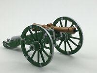 Napoleonic Wars — Russia, 6-pounder gun — 54 mm Lead Cannon