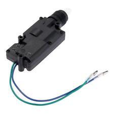 Car Central Locking System 2 Wire Automatic Door Lock Actuator Motor Black