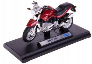 WELLY,Moto BMW R1150 R rouge,WELB12158PWB