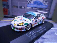 PORSCHE 911 996 GT3R GT R Le Mans 2000 #78 Laribiere Chauvin Zadra Onyx Qu 1:43