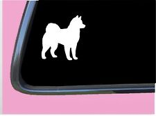 "Klee Kai Tp 566 vinyl 6"" Decal Sticker dog breed alaskan husky kennel tshirt toy"