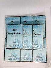 Tommy Bahama Island Life Eau de Cologne 0.05 oz Spray Pack Of 9
