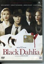 BLACK DAHLIA/DVD/BRIAN DE PALMA/SCARLETT JOHANSSON/JOSH HARTNETT/AARON ECKART