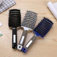 Hair Comb Massage Abody Scalp Detangle Hairbrush Brush Women Wet Anti-Static