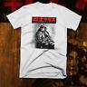 Samurai t-shirt japanese Kanji Warrior katana kill bill bushido code Ronin tee