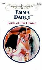 Bride Of His Choice (Harlequin Presents)