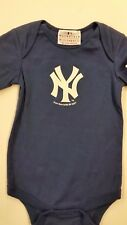 MLB New York Yankees Short-Sleeve Bodysuit (18 months)