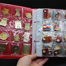 96pcs antique collection of red chairman MAO's badge medal commemorative MEDALS