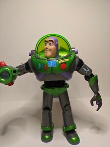 "Buzz Lightyear RARE Nighttime Rescue Disney Pixar Toy Story 12"" Figure Hasbro"