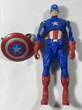 Marvel Legends Avengers Captain America 2012 Wal-mart Hasbro Figure