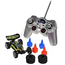 WL Toys King of RC Ages 5+ Toy Challenger IR Remote Control Car Mini Buggy Race