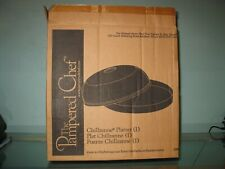 The Pampered Chef Chillzanne Platter Large Round with Box