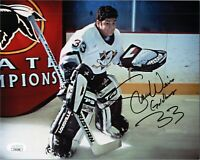 SHAUN WEISS Authentic Hand-Signed ~THE MIGHTY DUCKS GOLDBERG~ 8x10 Photo JSA COA