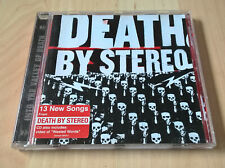 DEATH BY STEREO - INTO THE VALLEY OF DEATH - ENHANCED CD (EX. cond.)
