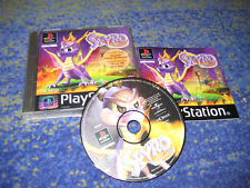 Playstation 1 - Spyro the Dragon 1 mit OVP Erstausgabe mit Handbuch siehe Bild