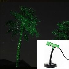 Sparkle Magic Illuminator Outdoor Laser Light - Green (Emerald Dust)