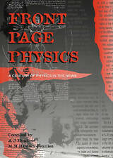 NEW Front Page Physics: A Century of Physics in the News