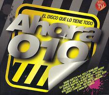 Ahora 010 3CD dance music compilation Blanco y Negro label feat. Lady Gaga