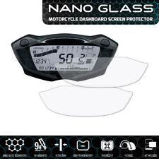Suzuki GSX-S750 / S1000 (2017+) NANO GLASS Dashboard Screen Protector x 2