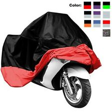 L Size Thick Oxford Cloth Dust Protective Racing Bike Motorcycle Cover