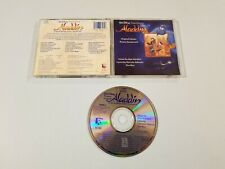 Aladdin by Original Soundtrack (CD, 1992, Disney)
