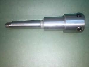ANNULAR  CUTTER  HOLDER MT 3 SPRING LOADED CENTER for MAG DRILL,DRILL PRESS