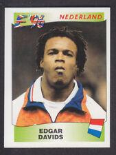 Panini - Euro Europa 96 - # 86 Edgar Davids - Nederland