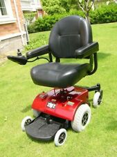 The Zip'r PC Power Wheelchair Red