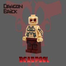 **Pre-order**DRAGON BRICK Custom Deadpool Lego Minifigure