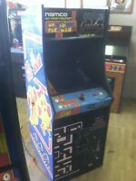 Ms. PacMan/Galaga 20 Year Reunion Arcade Machine, Upgraded