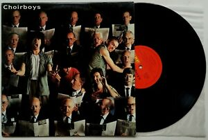 CHOIRBOYS Self-titled 1983 OZ Albert Productions EX/EX