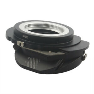 Weidon Tilt and Shift Adapter for M42 Mount Lens to Micro 4/3 M4/3 Mount Adapter