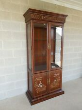 Gold Antique Curio Cabinets for sale | eBay