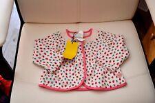 veste neuve 6 mois kenzo kids les fraises doublee voir la robe assortie+BOITE