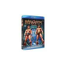Los Bárbaros BD 1987 The Barbarians [Blu-ray] [Blu-ray]