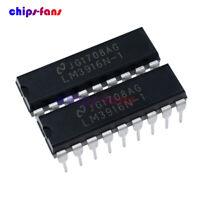5PCS LM3916N-1 LM3916N-1/NOPB LED Display Driver IC NSC DIP-18 CF