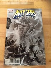 Avengers No Surrender #675 1:200 Ross B&W Sketch Comic Book Variant